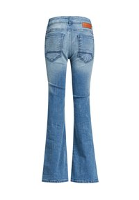 WE Fashion - Jeans a zampa - blue - 1