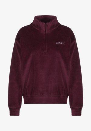 Tatum - Sweatshirt - bordeaux