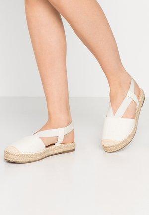 BOHO - Loafers - white