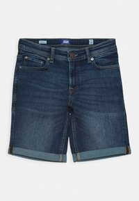 Jack & Jones Junior - JJIRICK JJORIGINAL - Jeansshorts - blue denim - 0