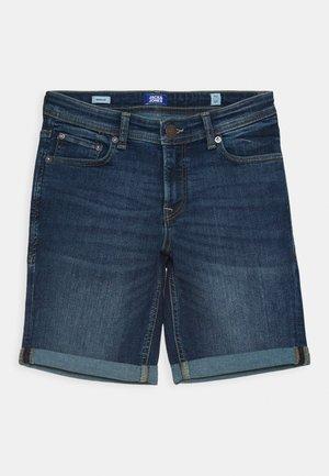 JJIRICK JJORIGINAL - Jeans Short / cowboy shorts - blue denim