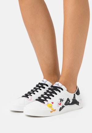 FLIPS TWEETY AND SILVESTRO - Zapatillas - white
