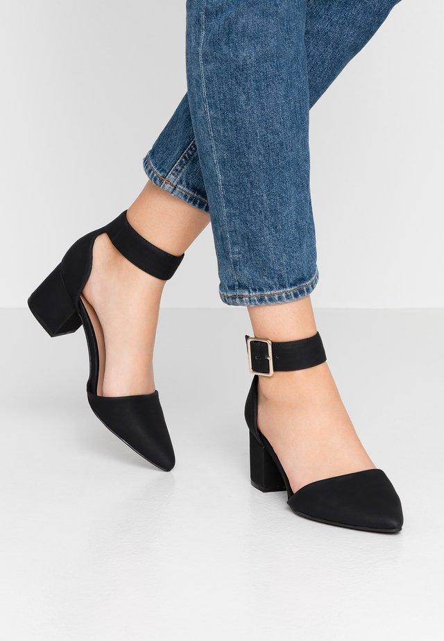 AGRALERIA - Classic heels - black