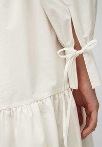 Marc O'Polo PURE - Sukienka letnia - clear white - 4