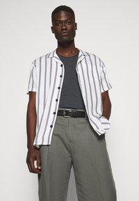 JOOP! Jeans - CLARK - Camiseta básica - grey - 3