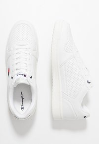 Champion - LOW CUT SHOE CHICAGO - Træningssko - white - 1