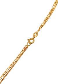Elli - PLATE BASIC - Necklace - gold - 5
