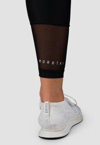 MOROTAI - SPORT MESH PERFORMANCE  - Leggings - schwarz - 5
