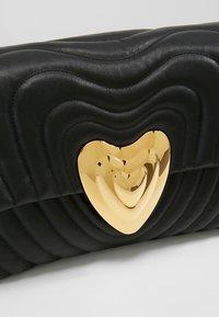 Escada - SHOULDER BAG - Handbag - black - 6