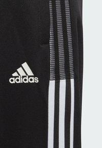 adidas Performance - Verryttelyhousut - black - 6