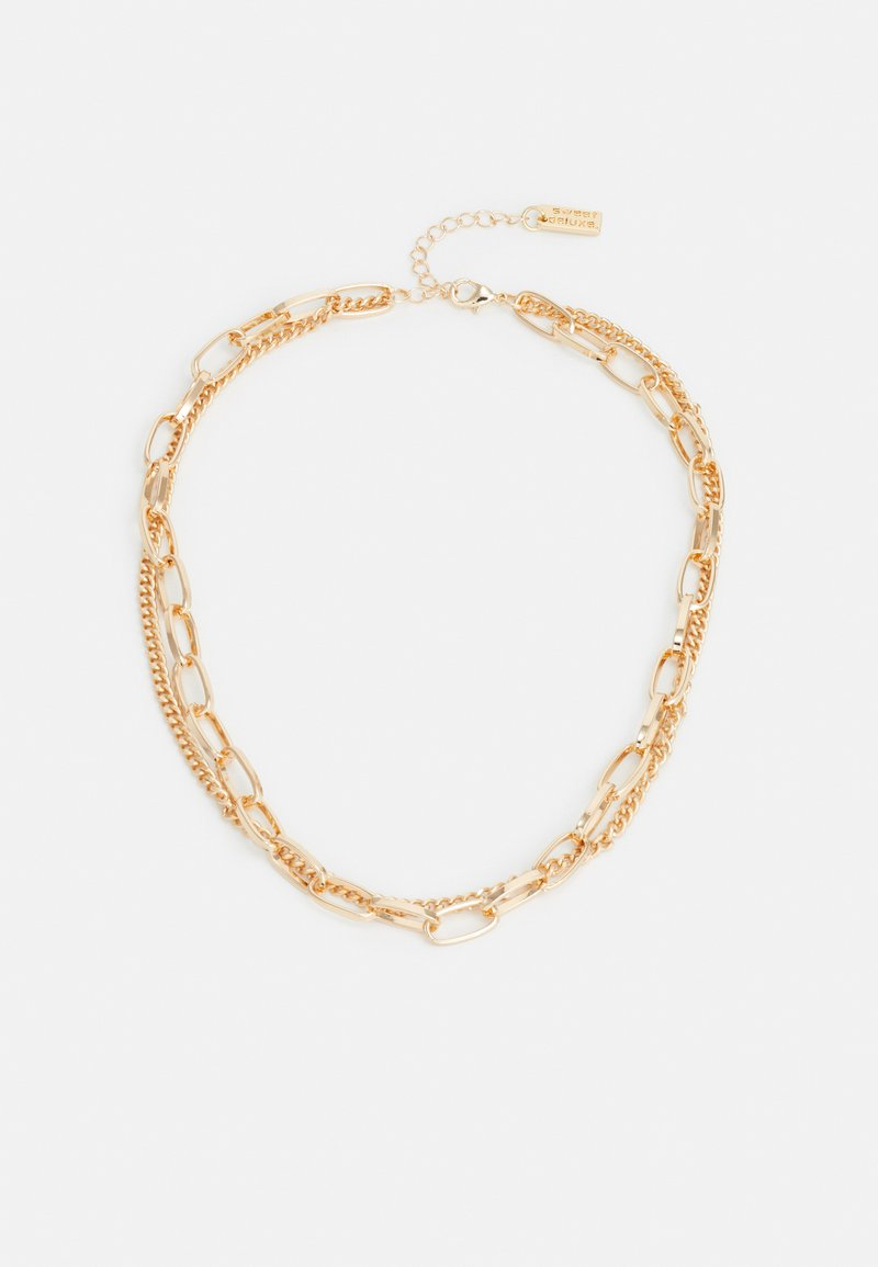 sweet deluxe - NECKLACE - Kaulakoru - gold-coloured
