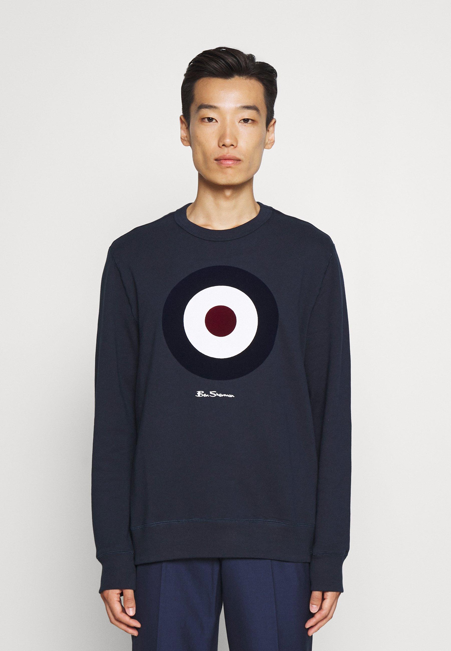 Homme FLOCK TARGET - Sweatshirt
