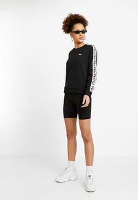 Fila - TIVKA CREW  - Sweatshirt - black - 1