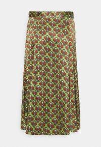 DAY Birger et Mikkelsen - HABITAT - A-line skirt - wasabi - 1