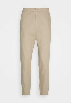 ARBUS TROUSERS - Chinot - beige