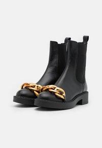 Bianca Di - CHAIN - Platform ankle boots - nero - 5