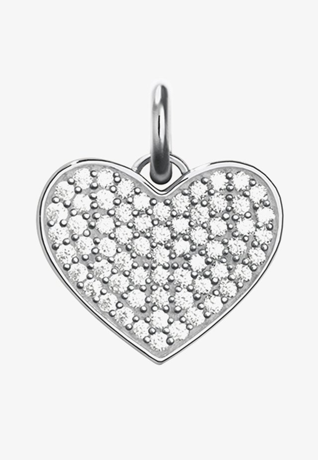Pendant - silver-coloured/white