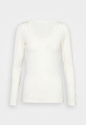 SIREN SWEETHEART - Unterhemd/-shirt - snow