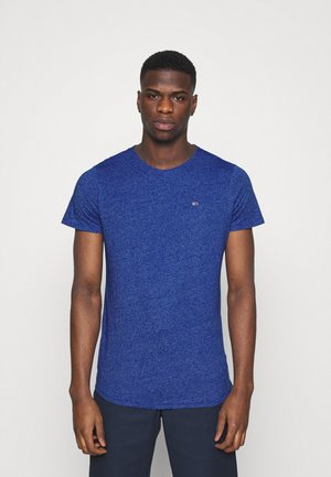SLIM JASPE - T-shirt basique - blue