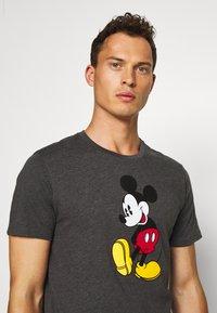 GAP - MICKEY - Print T-shirt - charcoal grey - 3