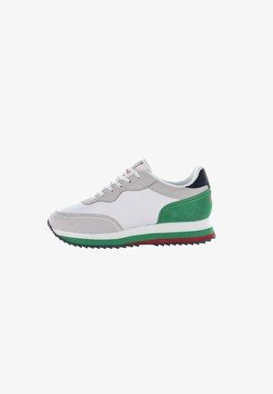 Sneakersy niskie - biały