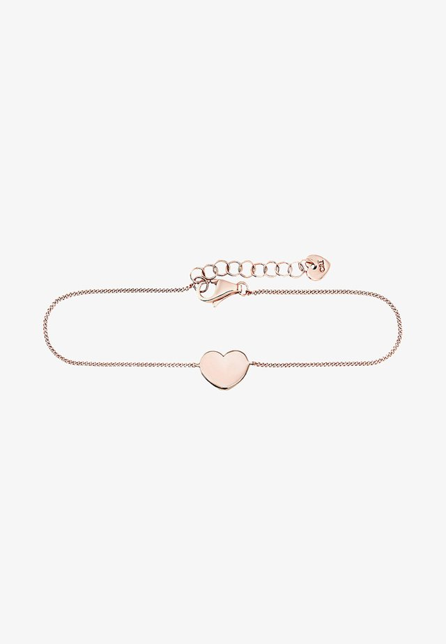 Bracelet - rose gold-coloured