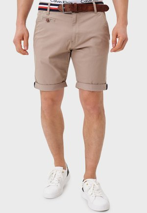 Shorts - greige