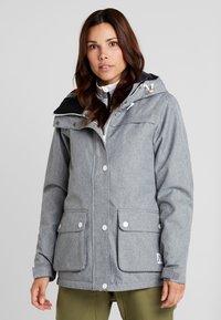 Wearcolour - IDA JACKET - Snowboardjakke - grau - 0