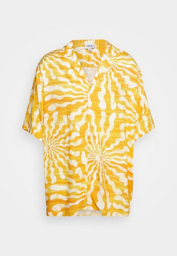 UNISEX - Vapaa-ajan kauluspaita - yellow