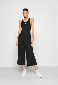 Puma - CLASSICS  - Tuta jumpsuit - black - 0