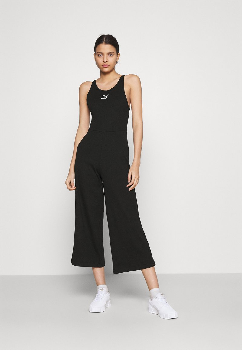 Puma - CLASSICS  - Tuta jumpsuit - black