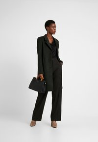 Selected Femme Tall - SLFSASJA COAT - Zimní kabát - rosin - 1