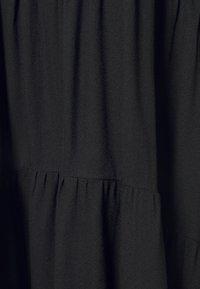 Dorothy Perkins Tall - SMOCK DRESS - Day dress - black - 2
