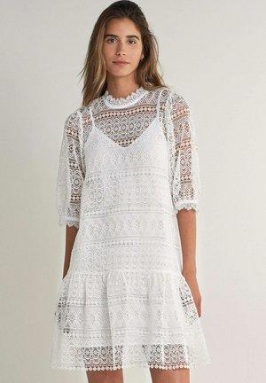 Day dress - weiß_0001
