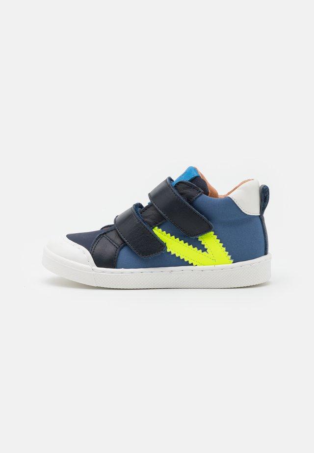 SYLVESTER - Zapatillas altas - navy