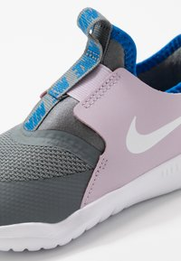 Nike Performance - FLEX RUNNER - Neutral running shoes - iced lilac/white/smoke grey/soar - 2