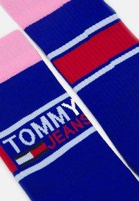Tommy Jeans - SOCK 2 PACK UNISEX  - Ponožky - dark blue - 1