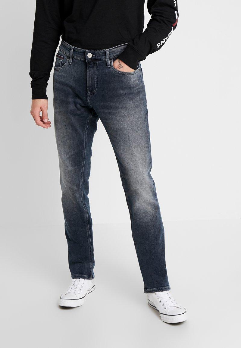 Tommy Jeans - SCANTON - Slim fit -farkut - durban dark