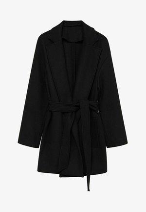 BREMEN-I - Short coat - black