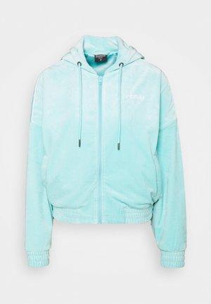 CORPORATE VELOURS TRACK JACKET - Training jacket - blue