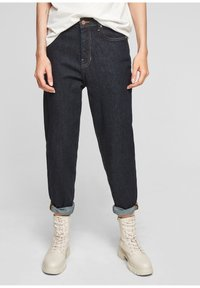 s.Oliver - Relaxed fit jeans - dark blue - 0