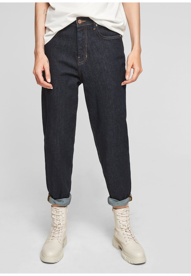 s.Oliver - Relaxed fit jeans - dark blue