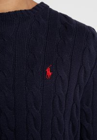 Polo Ralph Lauren - CABLE - Maglione - hunter navy - 5