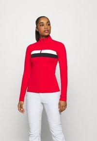 8848 Altitude - LEXIE - Fleece jumper - red - 0
