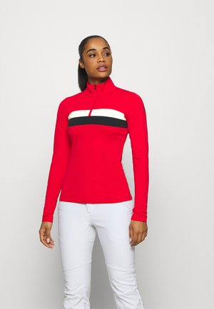 LEXIE - Bluza z polaru - red