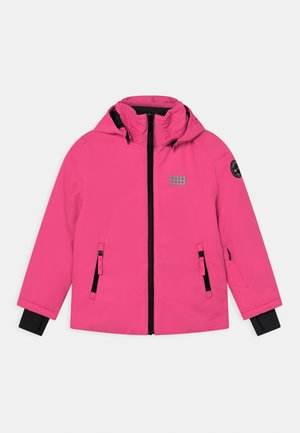 LWJAZMINE UNISEX - Ski jacket - pink