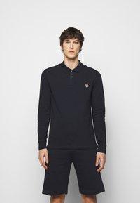 PS Paul Smith - Polo shirt - navy - 0