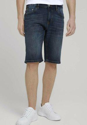 Szorty jeansowe - mid stone blue grey denim