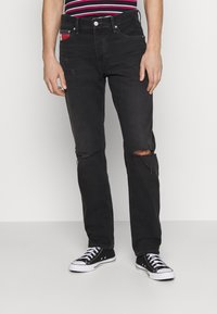Tommy Jeans - ETHAN RELAXED STRAIGHT - Relaxed fit -farkut - denim - 0