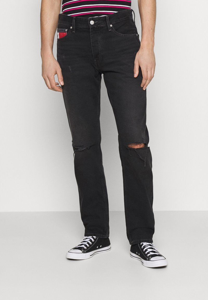 Tommy Jeans - ETHAN RELAXED STRAIGHT - Relaxed fit -farkut - denim